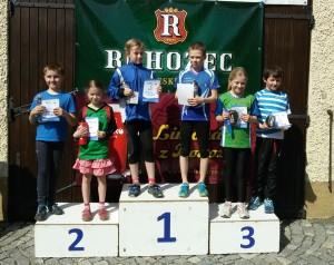 2017-04-01, 1.závod JO -krátká trať, Rohozec